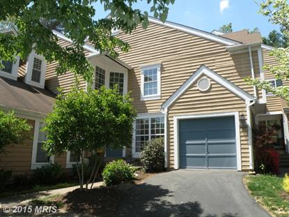 11747 ARBOR GLEN WAY Reston, VA MLS# FX8628056