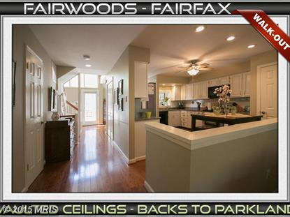 3957 ACORN RIDGE CT Fairfax, VA MLS# FX8632397