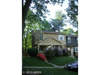 10924 HARPERS SQUARE CT Reston, VA MLS# FX8633520