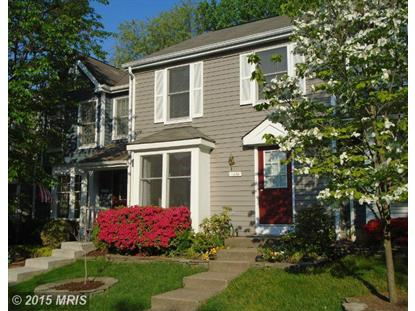 1636 Poplar Grove  Drive Reston, VA MLS# FX8638327