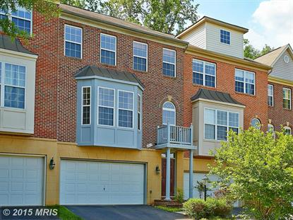 8873 ROYAL DOULTON LN Fairfax, VA MLS# FX8639588