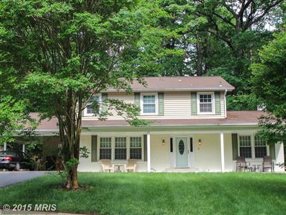 4510 PICKETT RD Fairfax, VA MLS# FX8641988