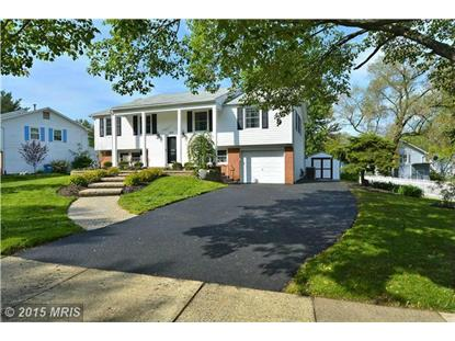 12808 POINT PLEASANT DR Fairfax, VA MLS# FX8643113
