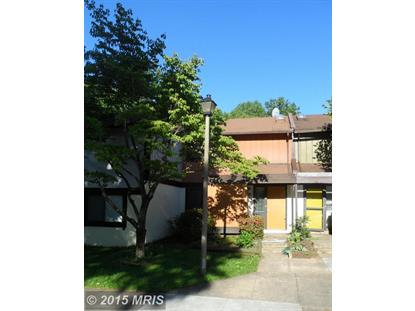 2266 WHEELWRIGHT CT Reston, VA MLS# FX8645961
