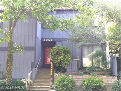 2361 GLADE BANK WAY Reston, VA MLS# FX8651636