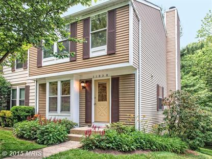 11030 GRANBY CT Reston, VA MLS# FX8660275