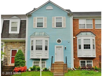 3614 BUCKEYE CT Fairfax, VA MLS# FX8661360