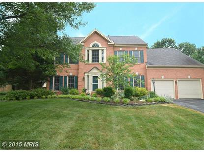 4803 WALNEY KNOLL CT Chantilly, VA MLS# FX8661698