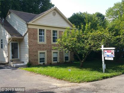 5902 WOOD SORRELS CT Burke, VA MLS# FX8663111