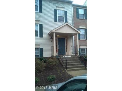 3805 GREEN RIDGE CT #201 Fairfax, VA MLS# FX8666220