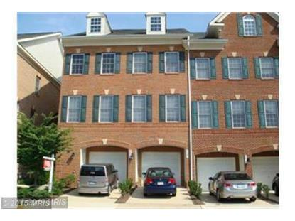 4607 HUMMINGBIRD LN #105 Fairfax, VA MLS# FX8668625