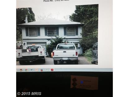 3912 CHANTILLY RD Chantilly, VA MLS# FX8668986