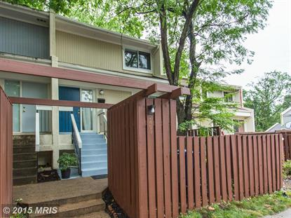 2409 SOUTHGATE SQ Reston, VA MLS# FX8671489