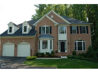 5391 ABERNATHY CT Fairfax, VA MLS# FX8672131
