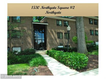 1530 NORTHGATE SQ #2A Reston, VA MLS# FX8673640