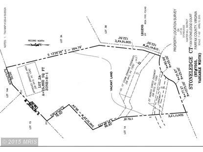11304 STONELEDGE CT Reston, VA MLS# FX8673921