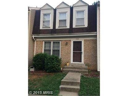 5535 CABAT LAKE CT Fairfax, VA MLS# FX8674315