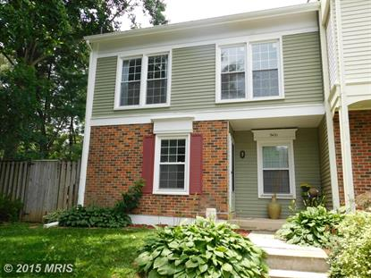 5431 CROWS NEST CT Fairfax, VA MLS# FX8677249