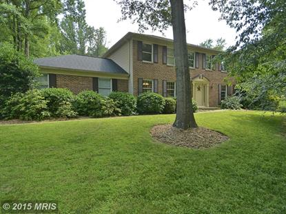 11603 DEER FOREST RD Reston, VA MLS# FX8677424