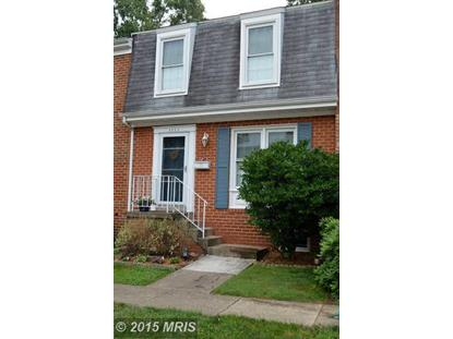 2353 HORSEFERRY CT Reston, VA MLS# FX8678041
