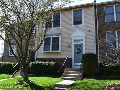 3702 KEEFER CT Fairfax, VA MLS# FX8678251