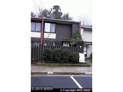 1352 NORTHGATE SQ Reston, VA MLS# FX8683456