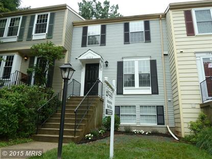 11753 BAYFIELD CT Reston, VA MLS# FX8684688