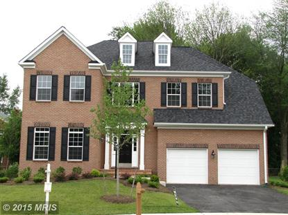 10603 MCLEAN CT Fairfax, VA MLS# FX8685201