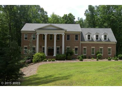 8309 CRESTRIDGE RD Fairfax Station, VA MLS# FX8692276