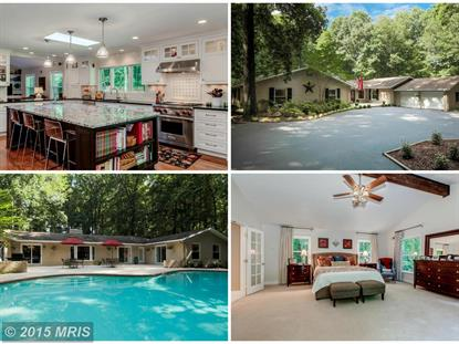 6406 KILKENNY LN Fairfax Station, VA MLS# FX8696534