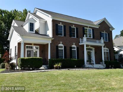 13889 LEWIS MILL WAY Chantilly, VA MLS# FX8702806