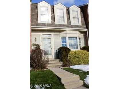3913 KERNSTOWN CT Fairfax, VA MLS# FX8708598