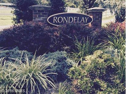0 RONDELAY LN Fairfax Station, VA MLS# FX8713668
