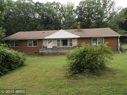 4520 SHIRLEY GATE RD Fairfax, VA MLS# FX8725287