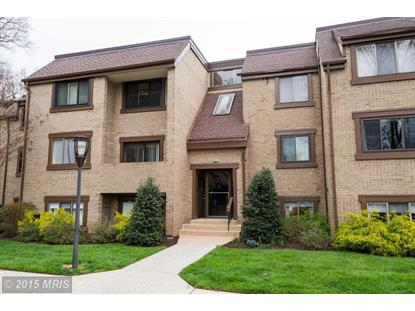 1657 PARKCREST CIR #101 Reston, VA MLS# FX8728099