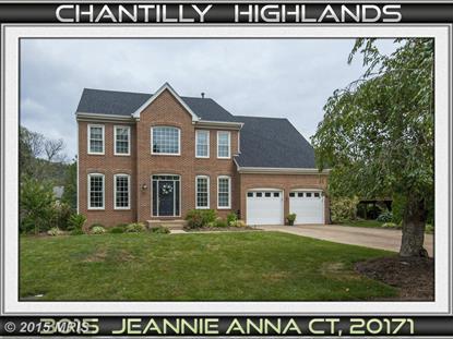3015 JEANNIE ANNA CT Herndon, VA MLS# FX8729235