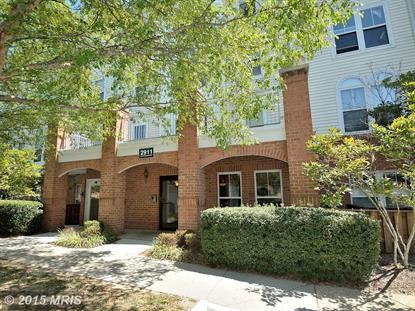 2911 DEER HOLLOW WAY #221 Fairfax, VA MLS# FX8734069