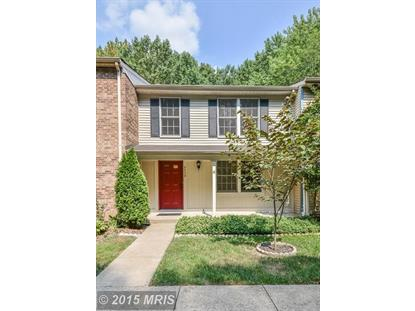 2329 MIDDLE CREEK LN Reston, VA MLS# FX8736715
