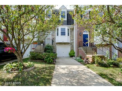 12329 SLEEPY LAKE CT Fairfax, VA MLS# FX8737666