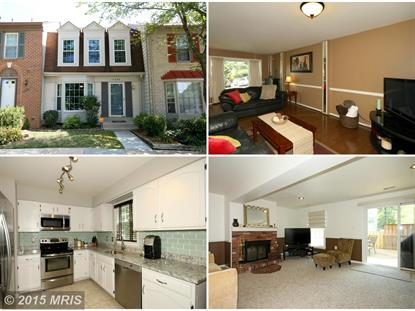 10296 COLONY PARK CT Fairfax, VA MLS# FX8743971