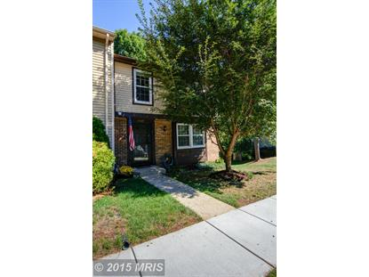 2309 MIDDLE CREEK LN Reston, VA MLS# FX8744513