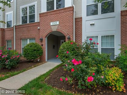 1519 NORTH POINT DR #102 Reston, VA MLS# FX8745113