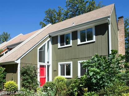 1449 GREENMONT CT Reston, VA MLS# FX8750542