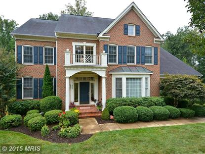 11885 SHAKER MEADOWS CT Herndon, VA MLS# FX8762786