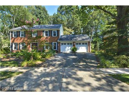 2629 BLACK FIR CT Reston, VA MLS# FX8764264