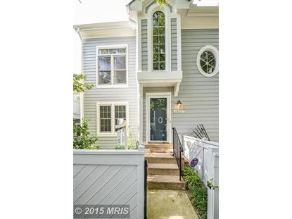1428 CHURCH HILL PL #1428 Reston, VA MLS# FX8766208