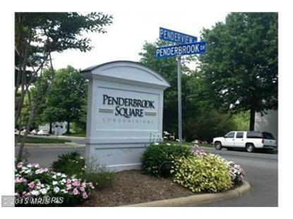 12151 PENDERVIEW LN #2035 Fairfax, VA MLS# FX9503280