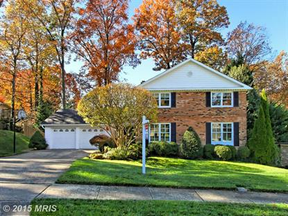 8903 AUTUMN LEAF CT Fairfax, VA MLS# FX9509096