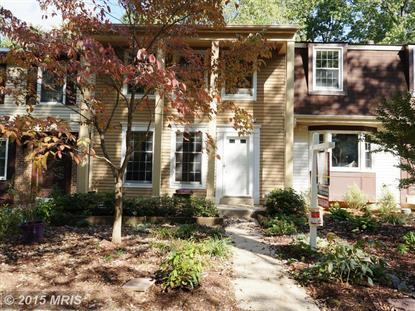 10968 HARPERS SQUARE CT Reston, VA MLS# FX9509700