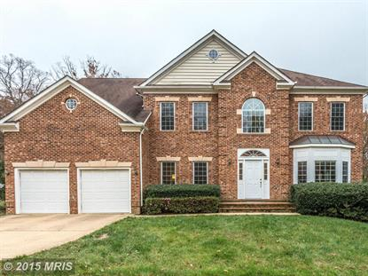 9903 BURKE STATION CT Fairfax, VA MLS# FX9515830